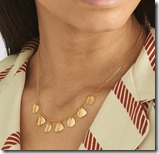 Chan Luu Gold Plated Necklace