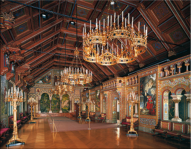 Sala de los Cantores