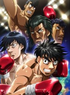 Hajime no Ippo New Challenger - Võ sĩ quyền anh