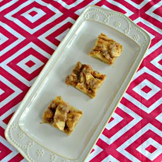 Apple Crisp Shortbread Cookies