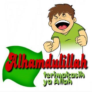 dp alhamdulillah