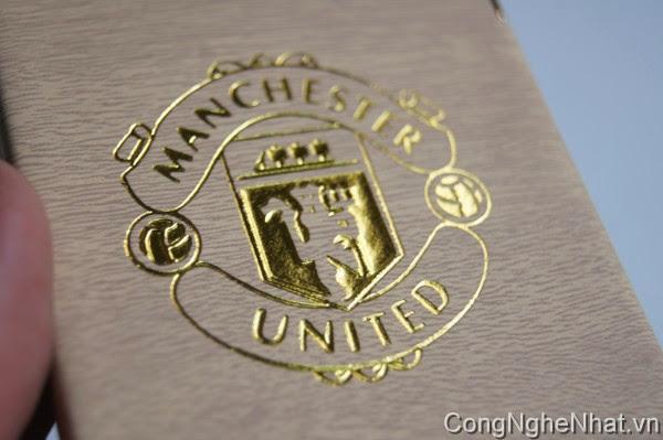 Ốp lưng cho IPHONE 5/5S biểu tượng Manchester United