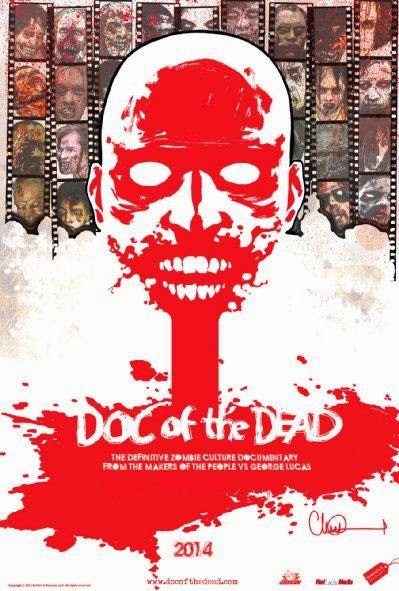 Poster Of English Movie Doc of the Dead (2014) Free Download Full New Hollywood Movie Watch Online At Alldownloads4u.Com