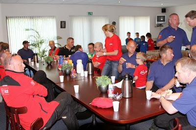 Open dag brandweer Zwartebroek