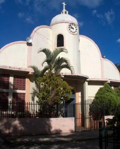 Iglesia de La Laguna