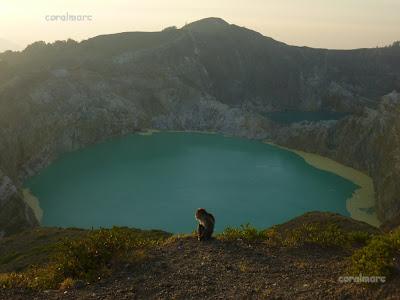 Flores_Kelimutu lakes