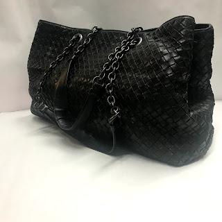 Bottega Veneta Woven Leather Shoulder Bag