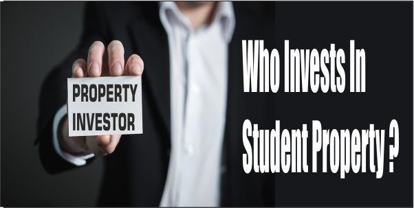 Who Buys Student Accommodation ?