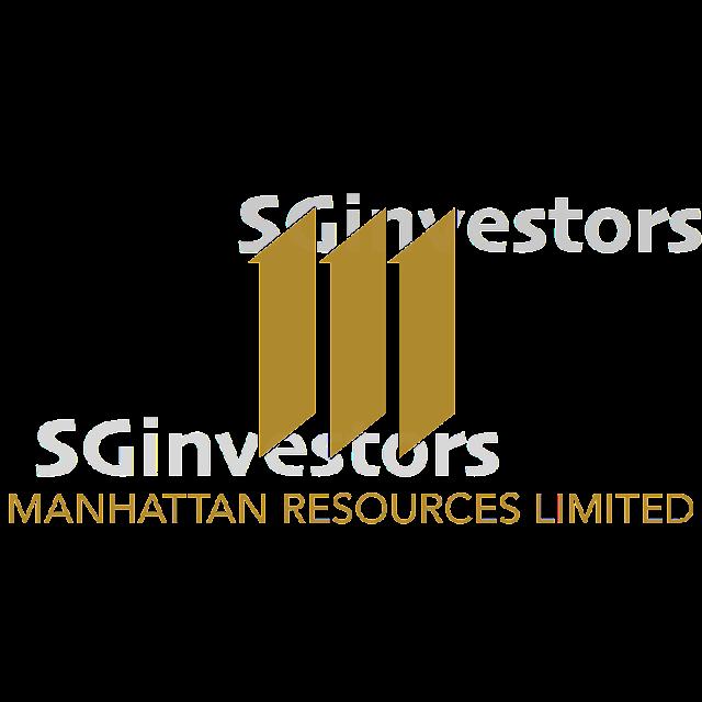 MANHATTAN RESOURCES LIMITED (L02.SI) @ SG investors.io