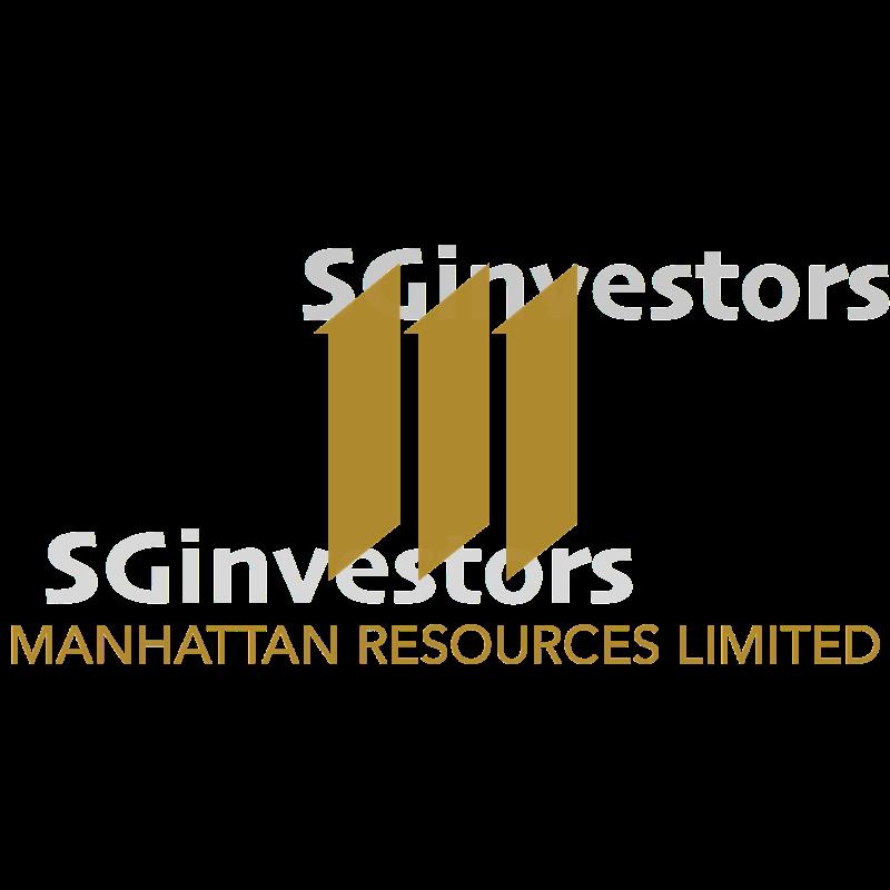 MANHATTAN RESOURCES LIMITED (SGX:L02) @ SGinvestors.io