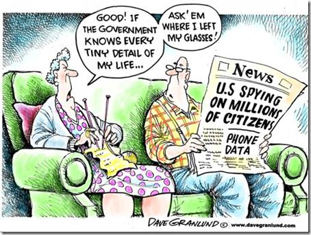 US spy citizen