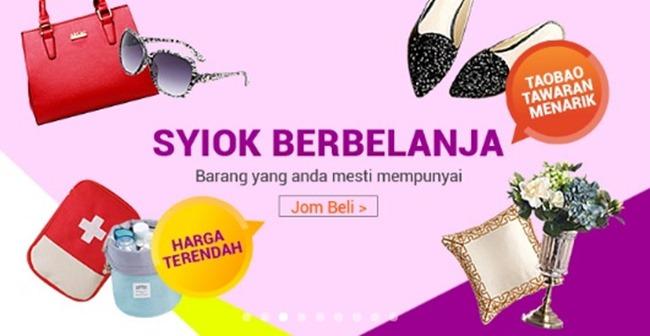Shopping Online Barangan Murah di ezbuy Malaysia