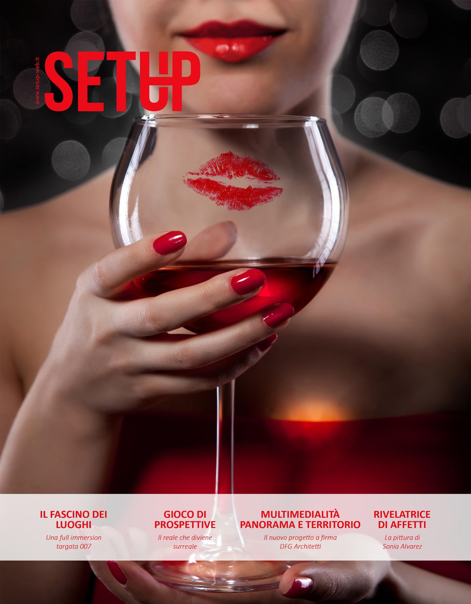 SETUP N°13 - cover