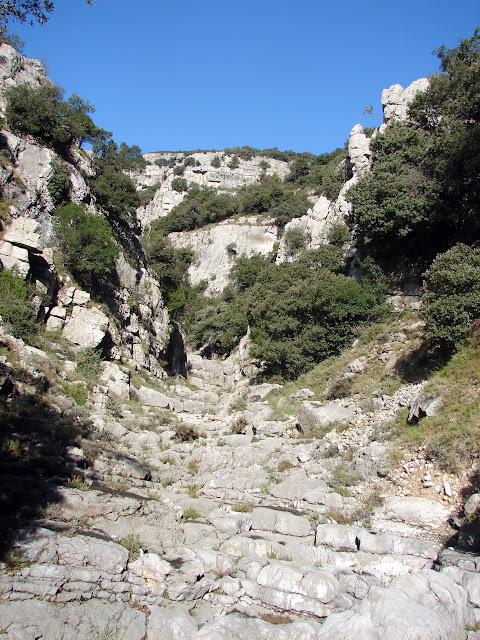 Barranco de Fustés de Salvasoria