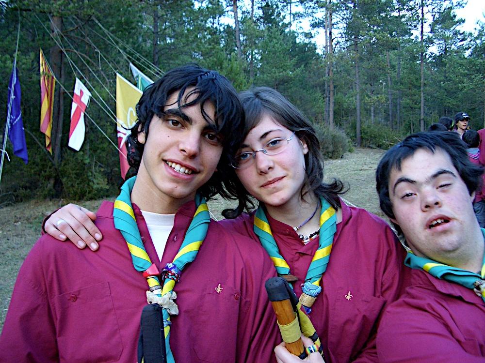 Campaments amb Lola Anglada 2005 - CIMG0268.JPG