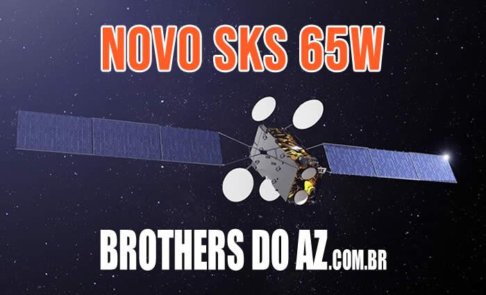 Novo satélite de Keys SKS 65w