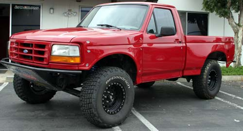 Ford F-150/Bronco 86-96 | Camburg Engineering