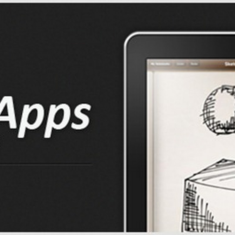 20 Creative iPad Apps For Web Developers And Designers.