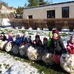Sněhové radovánky v MŠ Pod Lipkami