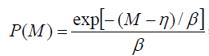 caracterización de la fracción pesada P(M)