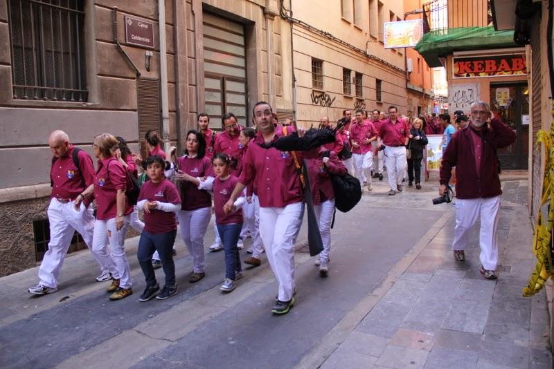 19è Aniversari Castellers de Lleida. Paeria . 5-04-14 - IMG_9384.JPG