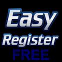 Easy Register (Pro) icon