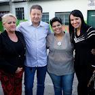 Prefeito Carlin Moura visita Creche Dona Belinha