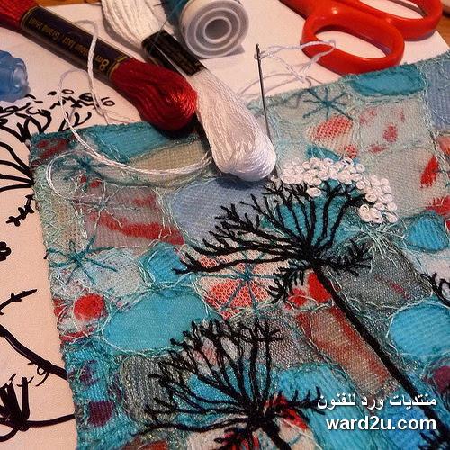 خيامية و تصميمات ابداعية للفنانة Kirsten Chursinoff