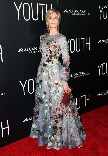 Jane Fonda Premiere Fox Searchlight Pictures