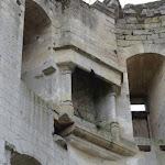 Château de La Ferté-Milon : cheminée