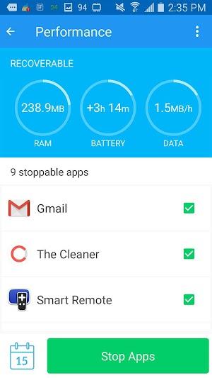 2 True Booster | Speed Cleaner App screenshot