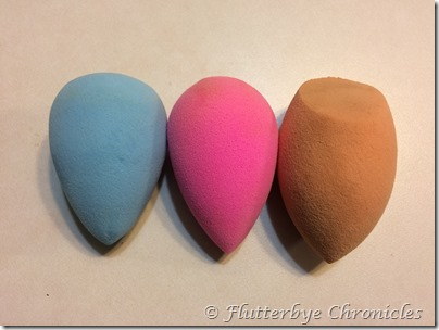 Beauty Sponge Comparison (FC)