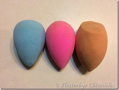 Beauty Sponge Comparison (FC)