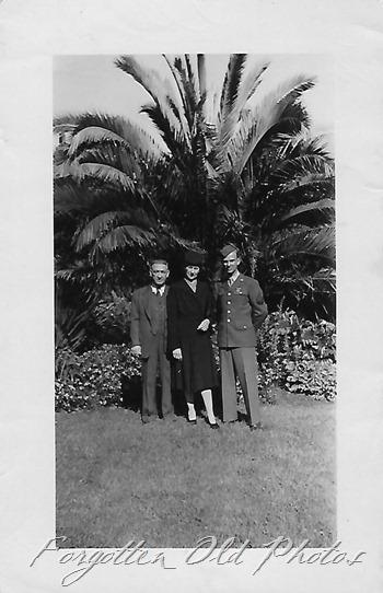 Nov 1944 Golden Gate Park Pequot lakes