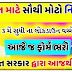 Take advantage of the Gujarat government's decision of importance to farmers today Open 2020