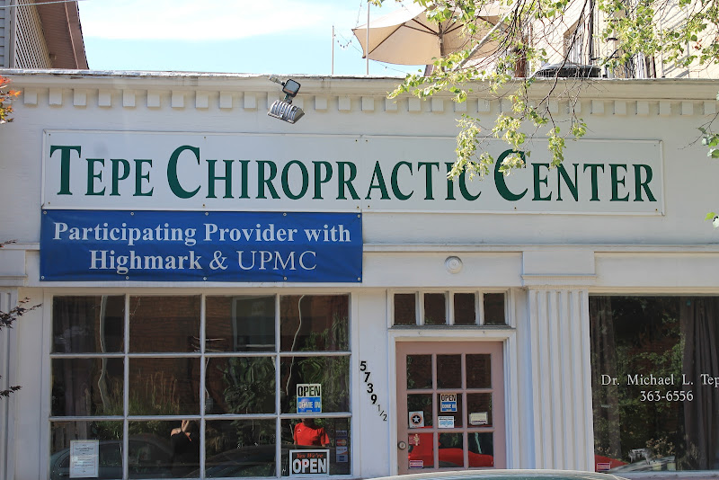 Chiropractor In Pittsburgh PA | Tepe Chiropractic Center at 5739 1/2 Walnut St, Pittsburgh, PA