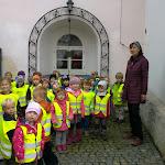 Poznáváme okolí naší školky Pod Lipkami Listopad 2014