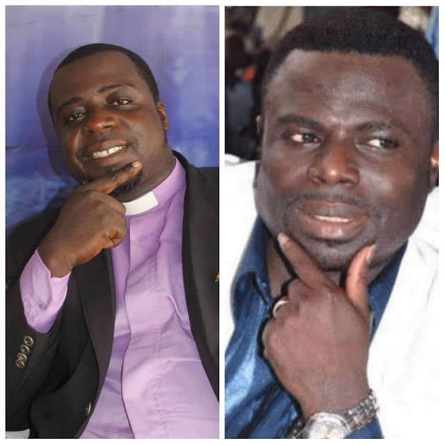 PROPHET ALBERT MC- WILLIAMS SAID HE IS THE REPLACEMENT OF THE LATE PROPHET SETH FRIMPONG IN THE GOSPEL MUSIC MINISTRY IN AN INTERVIEW WITH DJ CHAMPAGNE ON KINGDOM FM