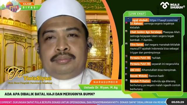 Pemerintah Batalkan Haji, Analis: Tinggalkan Cara Pengelolaan Kapitalistik