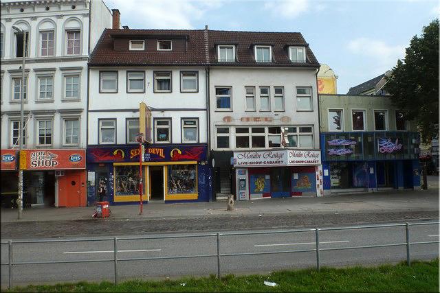 Barrio de St. Pauli