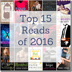 Top 15 Reads of 2016 | About That Story