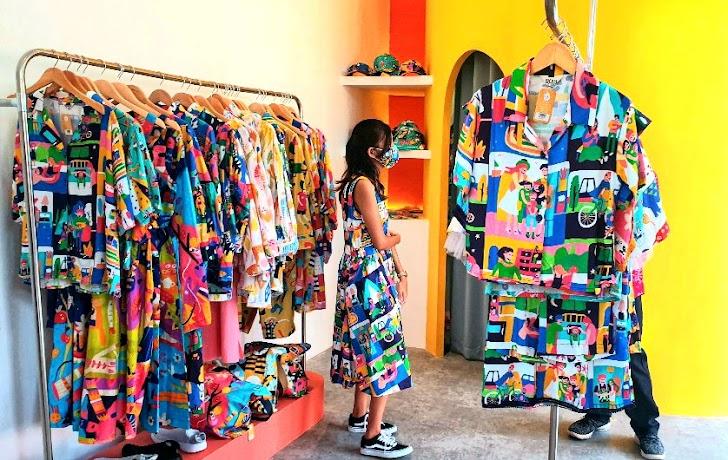 Marelika Store Kini Hadir Di Yogya, Cek Koleksi Uniknya