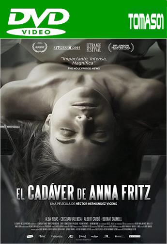El cadáver de Anna Fritz (2015) DVDRip