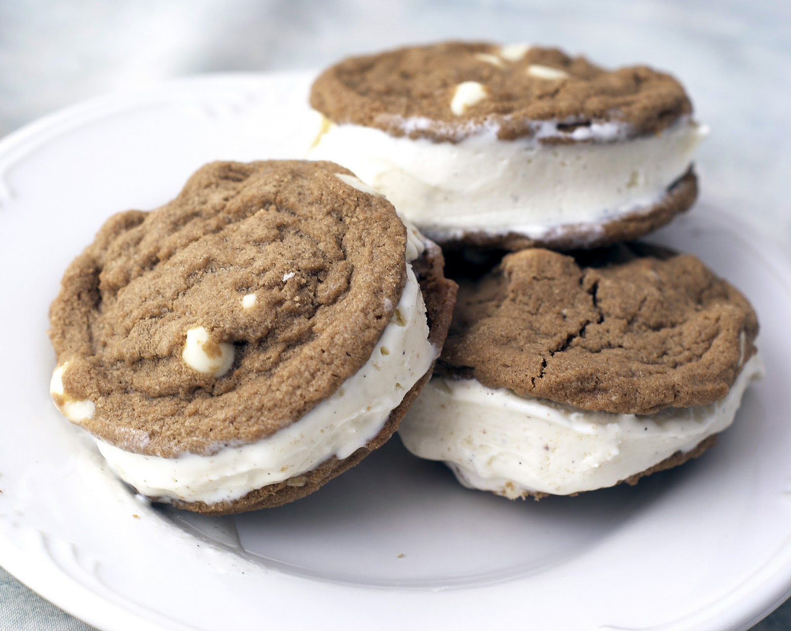 They also make some killer ice cream sandwiches.