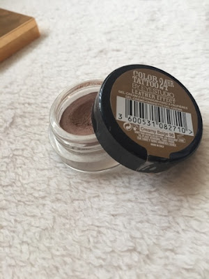 Maybelline's colour tattoo in creamy beige