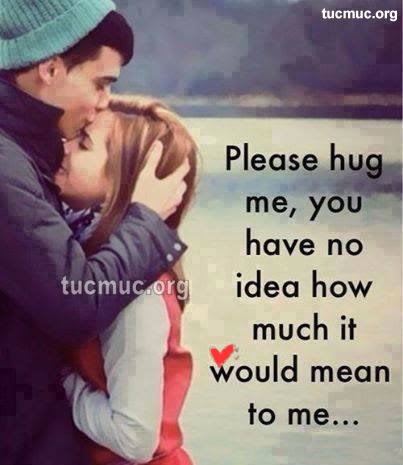 Hug Means a Thousand Words Images