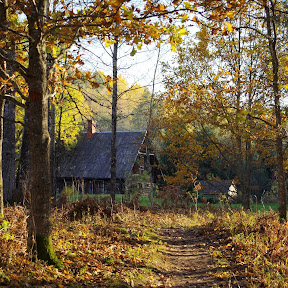 Zvartes Rock - Amata trail (Oct. 2018)