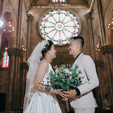 Wedding photographer Lvic Thien (lvicthien). Photo of 08.11.2018
