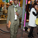 OIC - ENTSIMAGES.COM - Leroy Dawkins at the Monki - party in Carnaby St  London  8th April 2015 Photo Mobis Photos/OIC 0203 174 1069