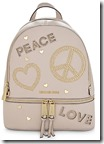 Michael Michael Kors Peace and Love Backpack